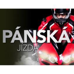 Výstava motocyklů a kaskadérská show v NC Královo Pole