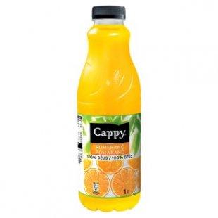 Cappy džus a nektar, vybrané druhy