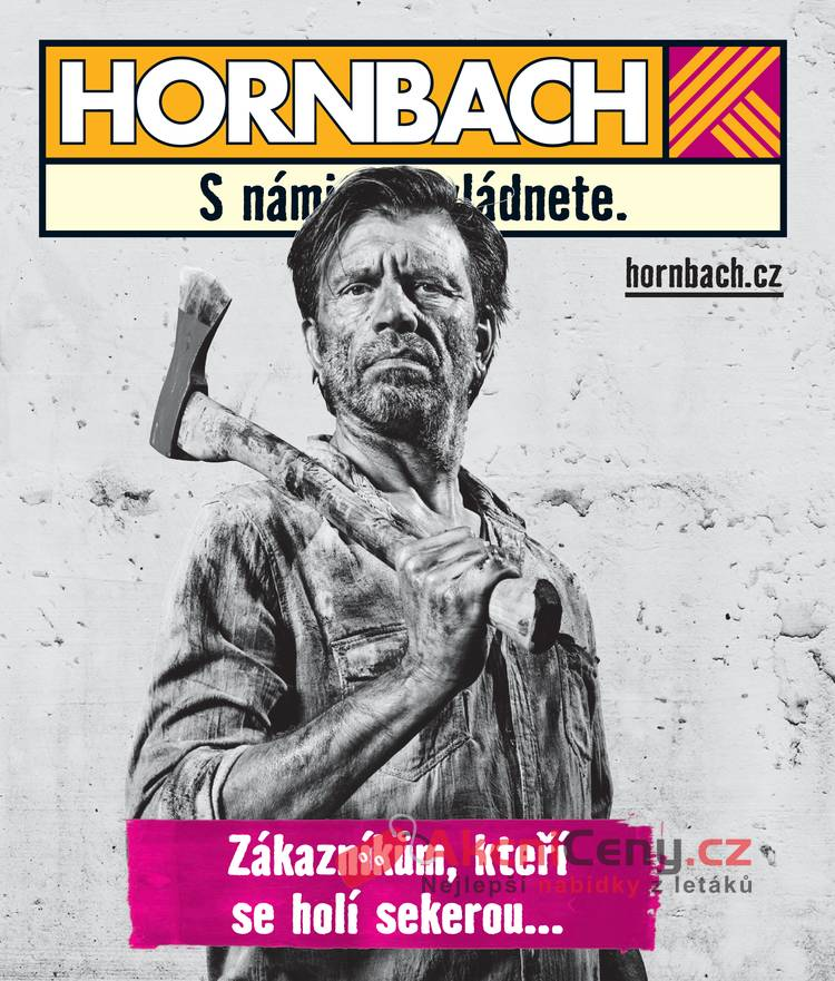 Leták HORNBACH - Hornbach 4.5 - 31. - strana 1
