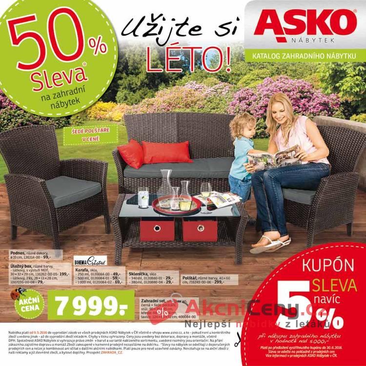 Leták Asko nábytek - Asko nábytek - katalog 9.5 - ??? - strana 1
