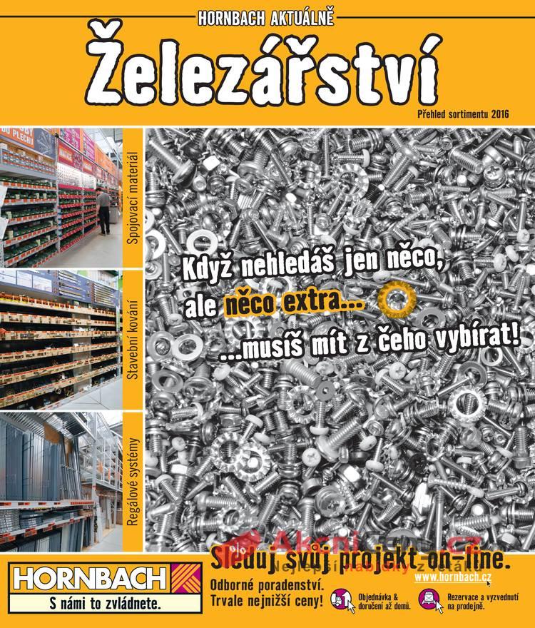 Leták HORNBACH - Hornbach želeřáství 27.6. - 30.9. - strana 1