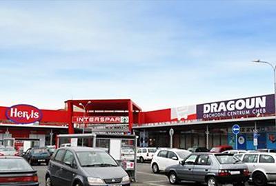 Obchodní centrum Dragoun -