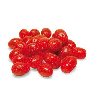 Cherry rajčata, soudková