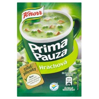 Knorr Prima Pauza, vybrané druhy