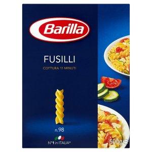 Barilla Fusilli - Semolinové těstoviny 500g