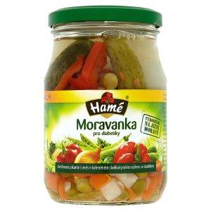 Hamé Moravanka pro diabetiky 330g