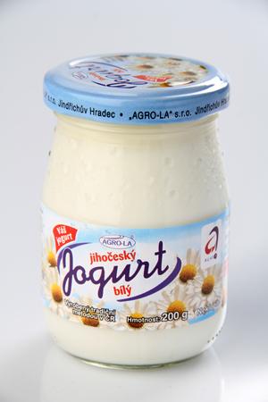 AGRO-LA Jiho- český jogurt bílý