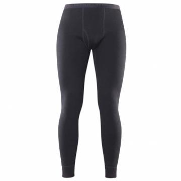 Pánské kalhoty Devold Duo active man long johns Velikost: XL / Barva: černá