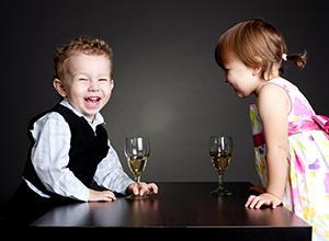 Test DNES: Dětské šampaňské