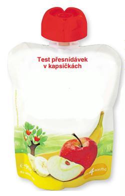 Test DNES: Přesnídávky v kapsičkách