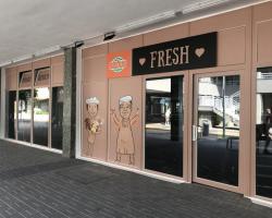 Globus Fresh: nakupte v malých pultových prodejnách Globus