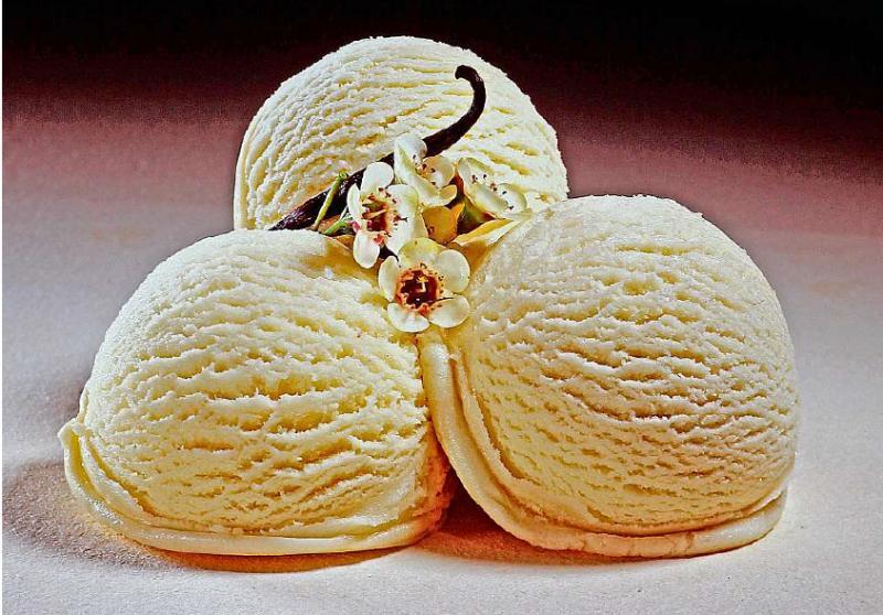 Test Dnes: Vanilková zmrzlina