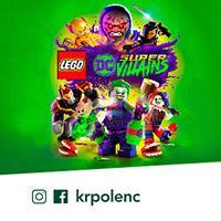 Zahrajte si LEGO® DC SUPER-VILLAINS v NC Královo Pole