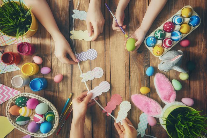 Jak si vyrobit vlastní velikonoční dekorace