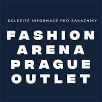 Fashion Arena Prague Outlet informuje o dočasném úplném uzavření outletového centra