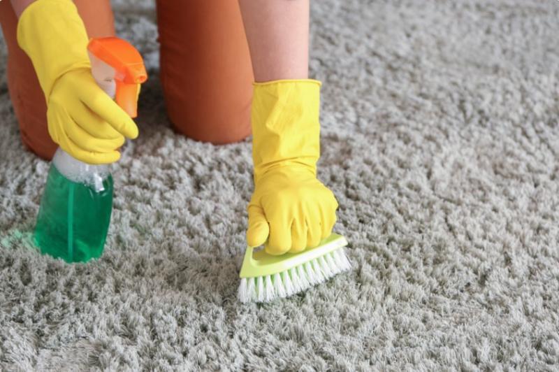 Jak účinně a bez chemie vyčistit koberec?