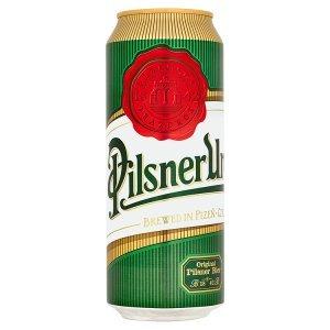 Pilsner Urquell Pivo ležák světlý 0,5l plechovka