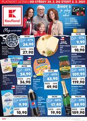 Kaufland 24.2. - 2.3. - Kaufland - Brandýs nad Labem