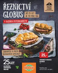 Letáky Globus