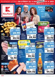 Kaufland : 1 leták