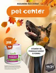 Letáky Pet Center