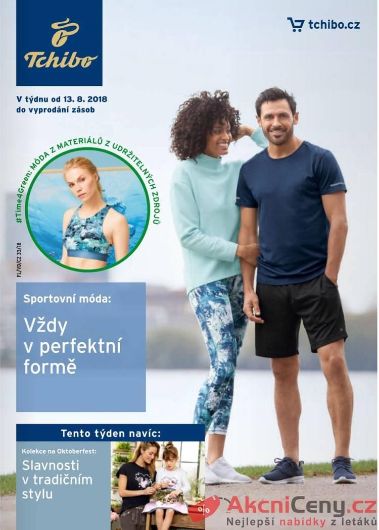 Slevový leták - Tchibo magazín 14.8. - 25.9. - eMimino.cz d97b51f048