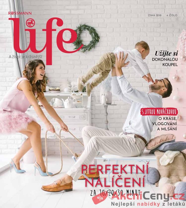 Rossmann magazín 21.11. - 31.12.