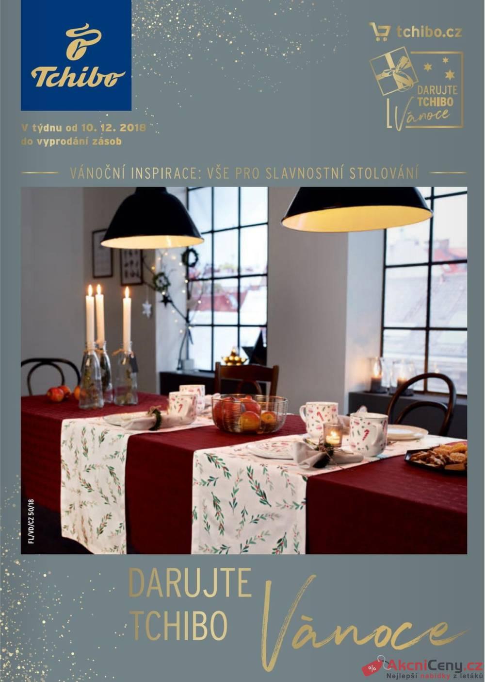 Tchibo magazín 11.12. - 22.1.