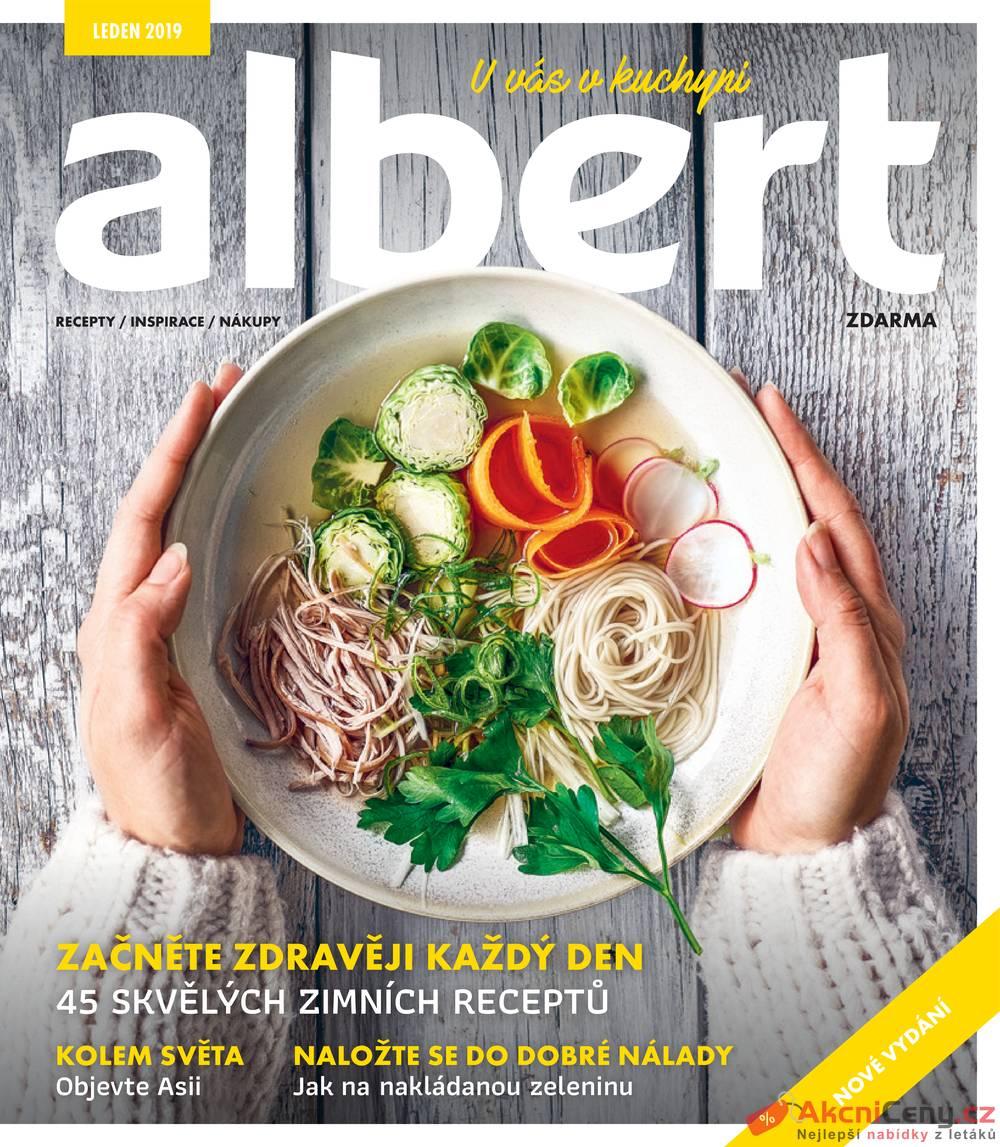Albert magazín 9.1. - 5.2.