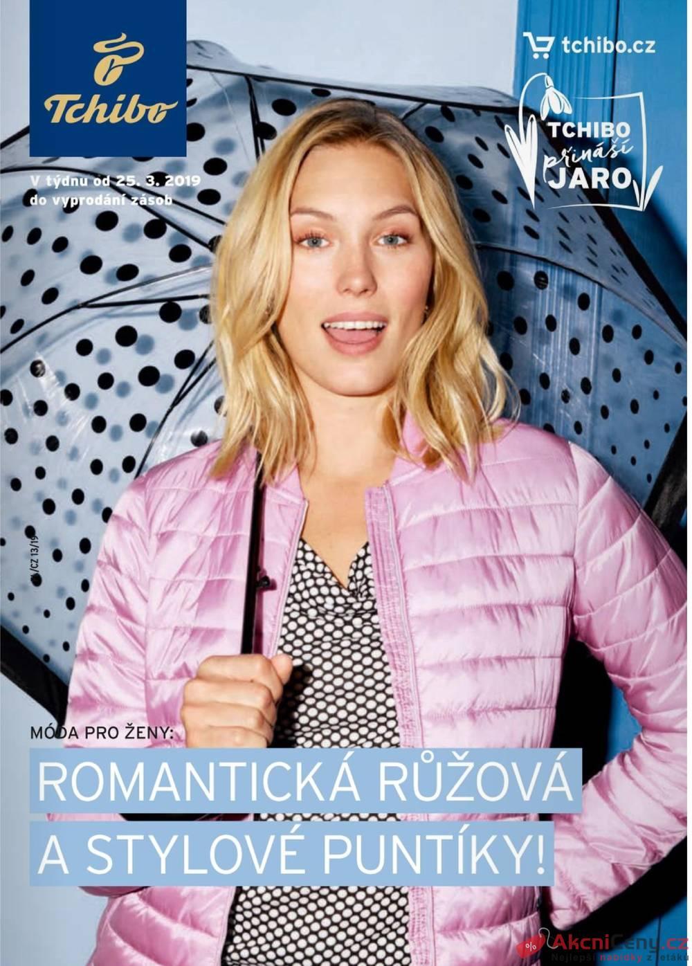 238c6a087 Slevový leták - Tchibo magazín 26.3. - 7.5. - eMimino.cz