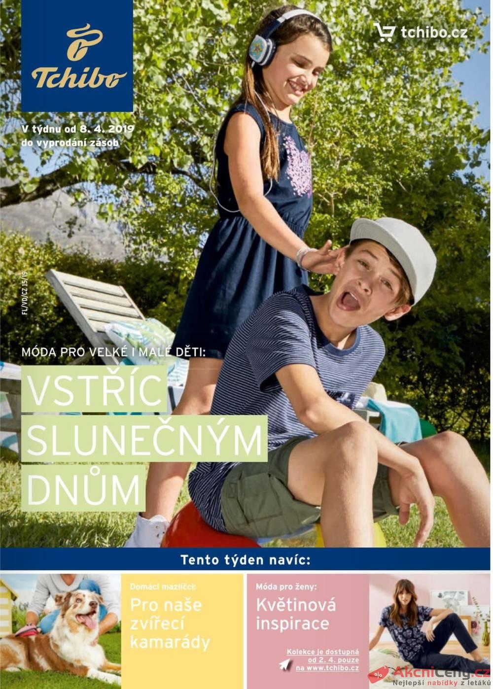 03203feca Slevový leták - Tchibo magazín 9.4. - 21.5. - eMimino.cz