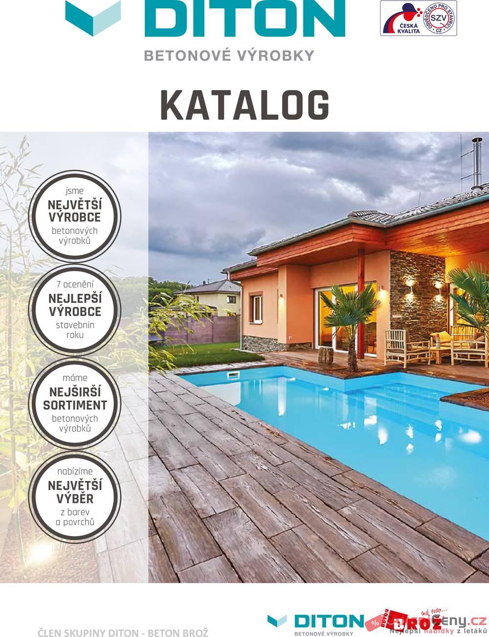 Katalog DITON do 31.12.