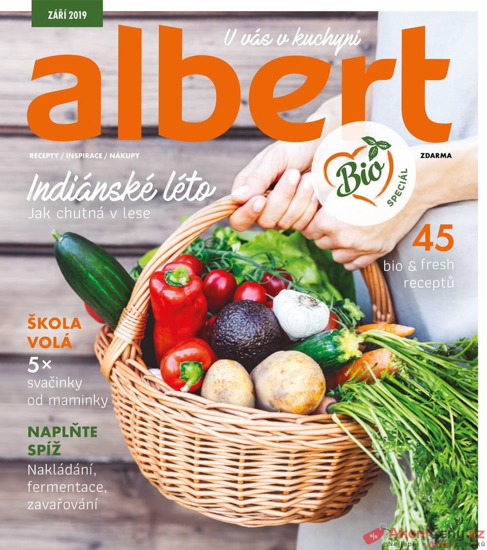 Albert magazín 28.8. - 1.10.