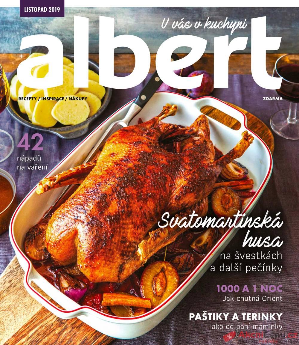 Albert magazín 30.10. - 2.12.
