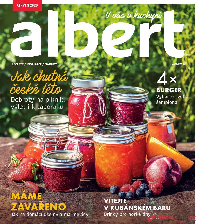 Albert Magazín 3.6. - 30.6.