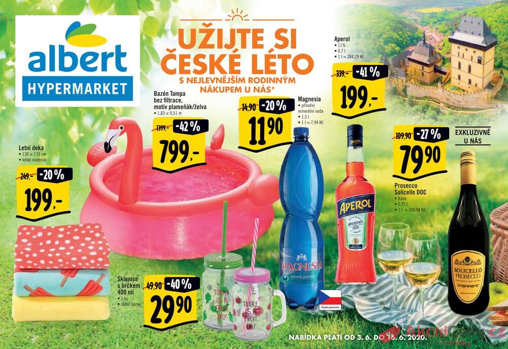 Albert  Hypermarket katalog od 3.6. do 16.6.2020