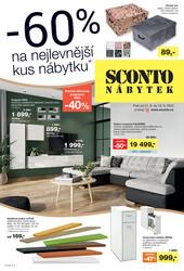 Prohlédnout katalogy Sconto nábytek