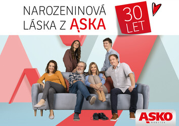 Prohlédnout katalogy Asko nábytek