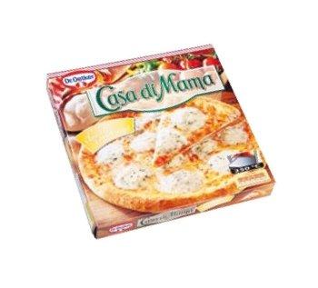 Dr. Oetker Pizza Casa di Mama, vybrané druhy