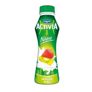Activia jogurtový nápoj, různé příchutě v akci