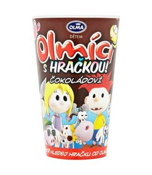 Olma Olmíci jogurt s příchutí 110g, různé druhy