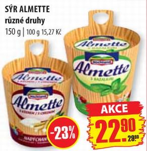 Sýr almette