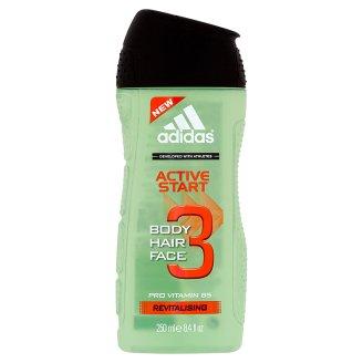 Adidas sprchový gel pro muže, vybrané druhy Teta drogerie
