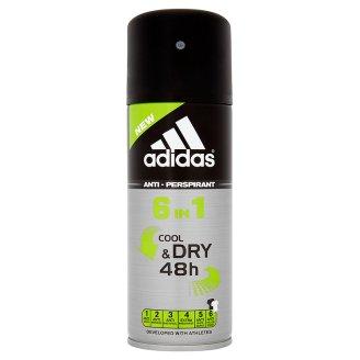 Adidas anti-perspirant pro muže, vybrané druhy Albert