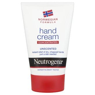 Neutrogena Krém na ruce, vybrané druhy Tesco