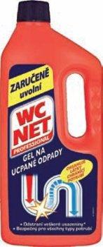 WC Net Professional Gel na ucpané odpady ROSSMANN