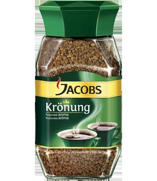 Jacobs Krönung instantní káva 100g, vybrané druhy