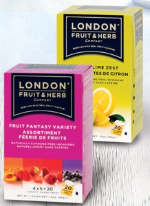London Fruit and Herb ovocný čaj
