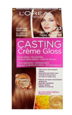 Barva na vlasy Casting Créme Gloss Teta drogerie