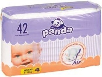 Dětské pleny Panda Terno
